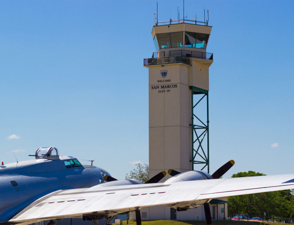 San Marcos Regional Airport Planning For Future Growth With Updates