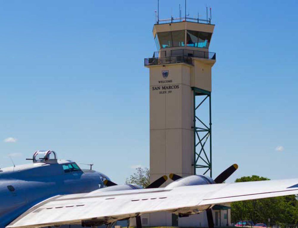 San Marcos Regional Airport Announces New Annual Airshow, Car Show, Musical Festival And More